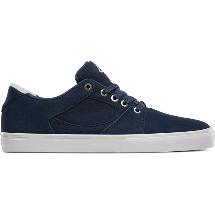 eS Square Three Skate Shoes - Navy