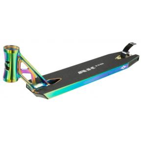 Sacrifice AK-115 Scooter Deck - Neochrome