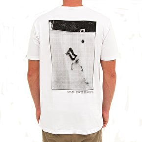 Z-Flex Jay Adams Throwback T-Shirt - White