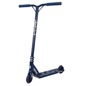 District S-Series Custom Scooter - Blue