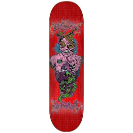 Creature Lockwood Cadavar Pro Skateboard Deck - 8.25