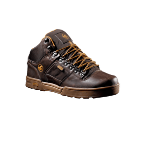 DVS Westridge Shoes - Brown/Crazy Horse