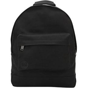 Mi-Pac Canvas Backpack - Black