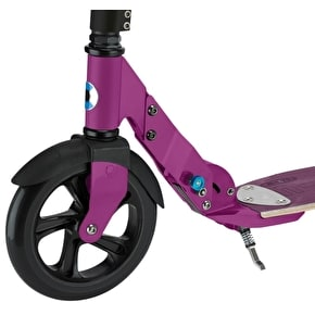 Micro Flex Deluxe Folding Commuter Scooter - Berry