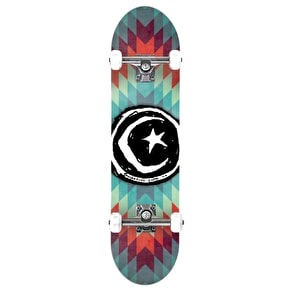 Foundation Star & Moon Complete Skateboard - Navajo 8.0
