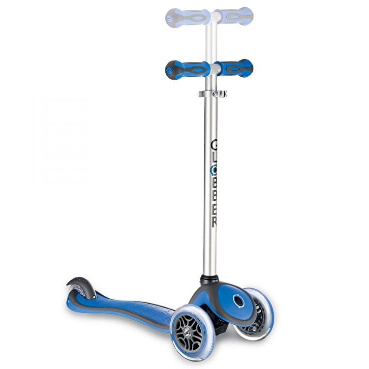 Globber Evo 5-in-1 Complete Scooter - Navy Blue