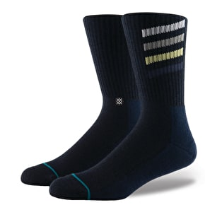 Stance Croton Socks - Black