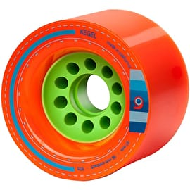 Orangatang Kegel 80mm Longboard Wheels (Pack Of 4)