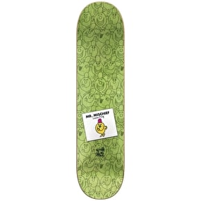 Cliche Skateboard Deck - Mr. Men R7 Puig 8.125''