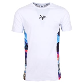 Hype Mountains Side Panel T-Shirt