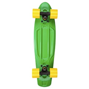 D Street Cruiser - Polyprop 3rd Gen Kelly Green/Yellow 23
