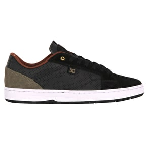 DC Astor SE Skate Shoes - Black Camouflage