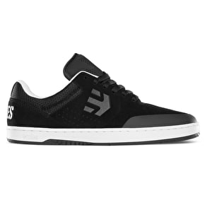 Etnies Marana X Grizzly Skate Shoes - Black