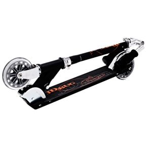 JD Bug Classic Street 120 Folding Scooter - Matt Black