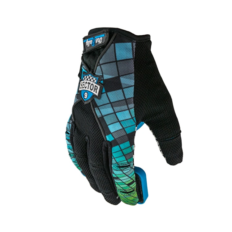 Sector 9 Rally Cosmos Slide Gloves