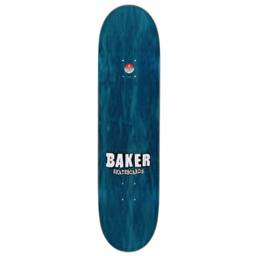 Baker She's Actually Crazy Nuge OG Skateboard Deck - 8.25