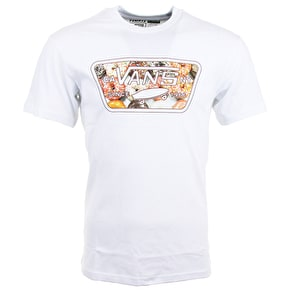 Vans Dough Nuts T-Shirt - White/Donuts