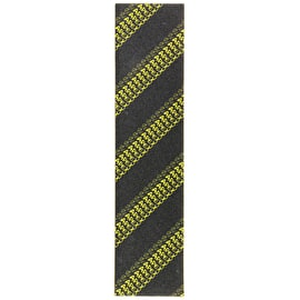 Apex Pro Caution Printed Scooter Grip Tape