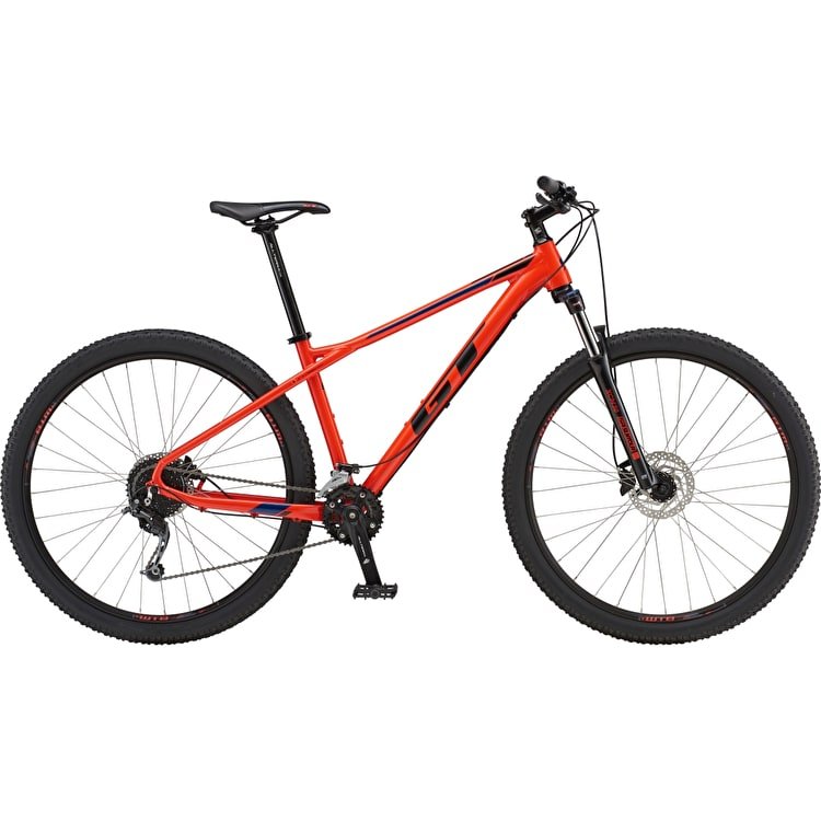 """GT 27.5"""" M Avalanche Comp 2019 Complete Mountain Bike - Red"""