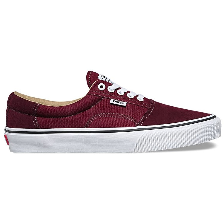 Vans Rowley [Solos] Skate Shoes - Port Royale/White