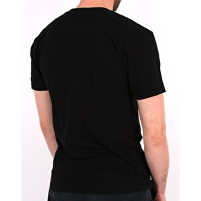 Neff Domino T-Shirt - Black
