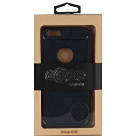 Case Brushed Carbon iPhone 6 - Navy