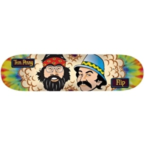 Flip Skateboard Deck - Cheech and Chong Penny 8.13