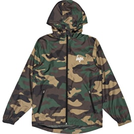 Hype Camo Runners Jacket - Camo
