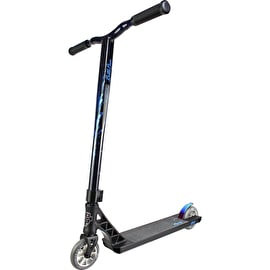 Grit Elite 2019 Stunt Scooter - Satin Black/Blue Laser