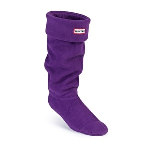 Hunter Welly Socks - Aubergine