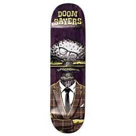 Doomsayers Exploder Head Skateboard Deck 8.28