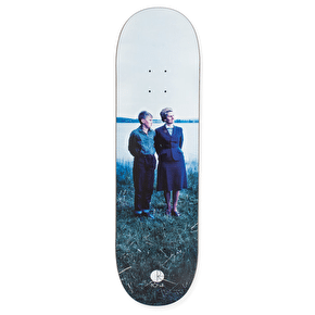 Polar Skateboard Deck - Alv Search Of The Miraculous - 8.75