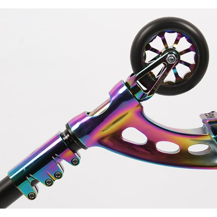 MGP Custom Stunt Scooter - Neochrome/Black
