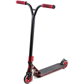 Slamm Urban Wrap VII Complete Scooter - Red