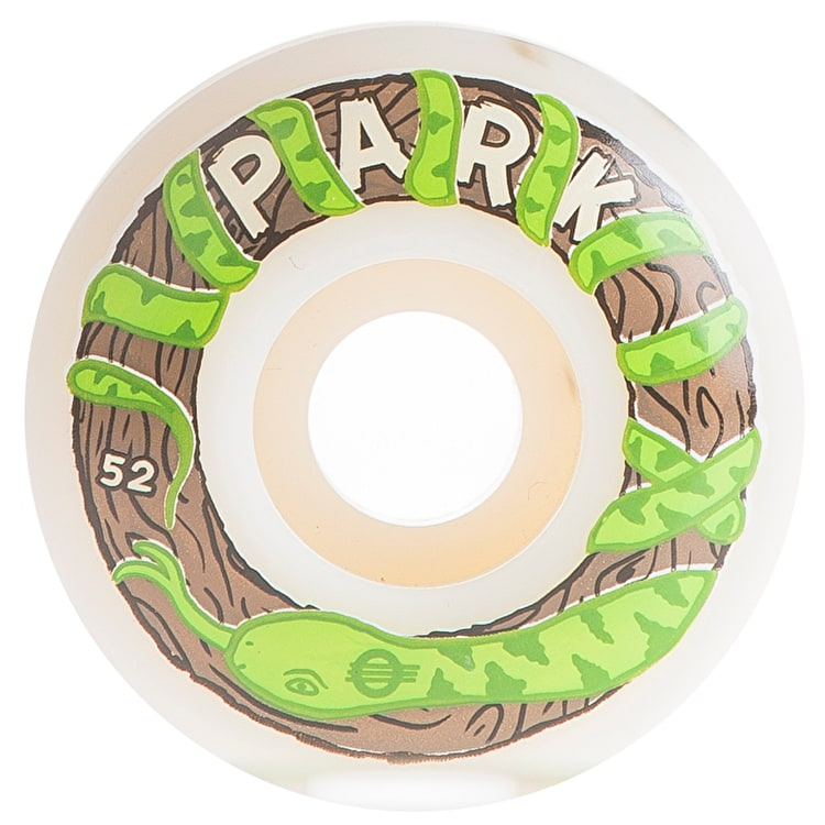 Force Park Slippery Snake Skateboard Wheels - 52mm
