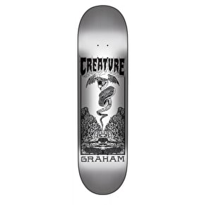 Creature Plague Graham Pro Skateboard Deck - 9