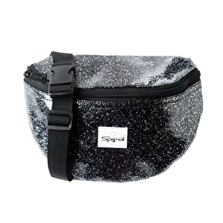 Spiral Harvard Bum Bag - Jewels Black