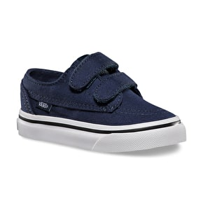 Vans Brigata Toddler Shoes - Dress Blues/True White