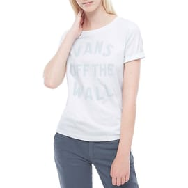 Vans Vineyard Womens T shirt - White