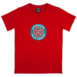 Independent Youth Combo TC T-Shirt - Cardinal Red