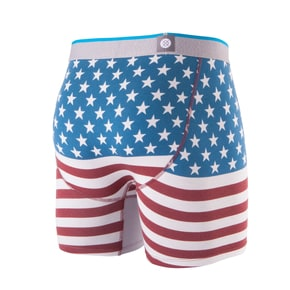 Stance Bicentennial Boxers - Red