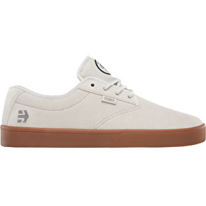 Etnies x Flip Jameson SL Skate Shoes - White/Gum