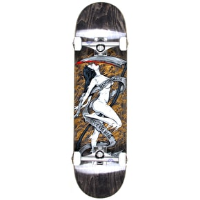 Real Custom Skateboard - Ramondetta Banshee - 8.38