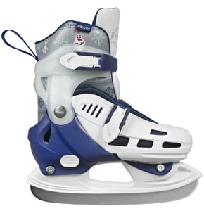 Disney Frozen 2 in 1 Ice and Inline Skates- Olaf