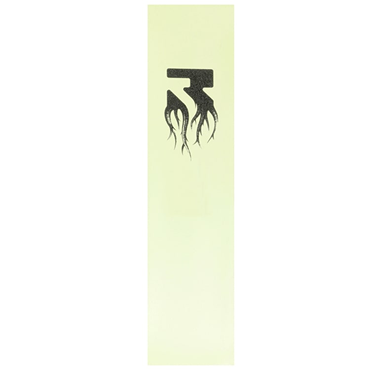 Root Industries Rooted Scooter Grip Tape - Glow In The Dark/Black