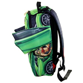 Sprayground Vertical Doors Lambo Backpack