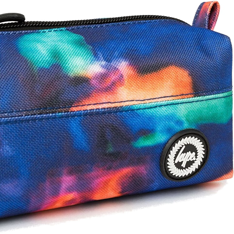 Hype Tie Dye Pencil Case - Multi