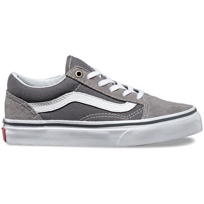 Vans Old Skool Kids Shoes - (Surplus) Frost Grey