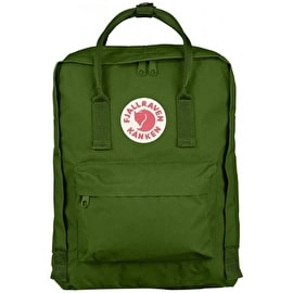 Fjallraven Kanken Backpack - Leaf Green