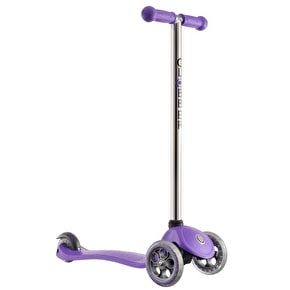 Globber Fix Junior Scooter - Purple/Grey